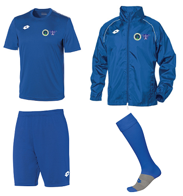 Kids Training Pack - with Rain Jacket