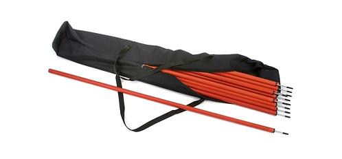 Boundary Slalom Pole - Set of 12