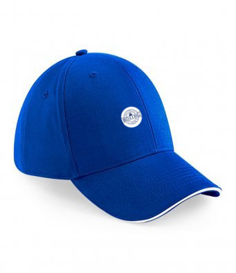 Baseball Cap Royal/ White