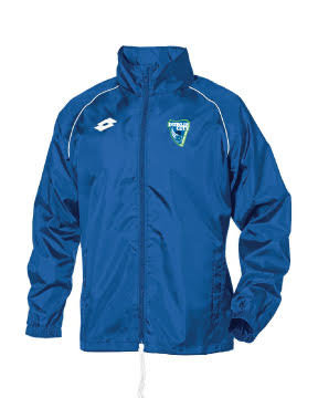 Kids Rain Jacket Royal
