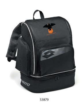 Backpack Basketball Omega II Black/Grey