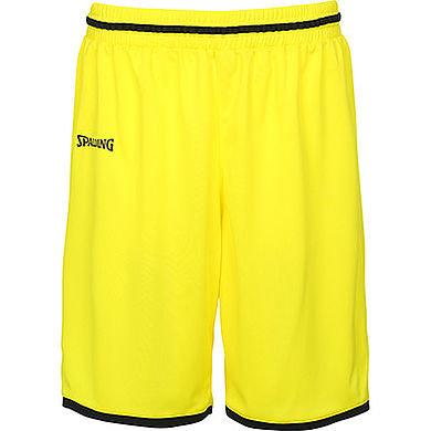 Boys Shorts Yellow/Black