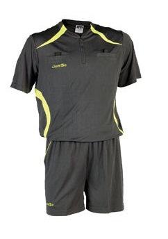 Jem SE Referee Kit Short Sleeve - Black