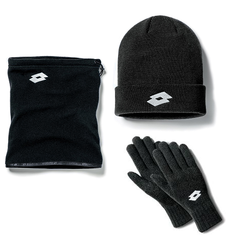 Winter Training Pack - Black