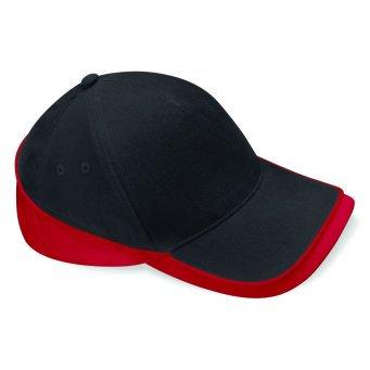 Baseball Cap Red/Black