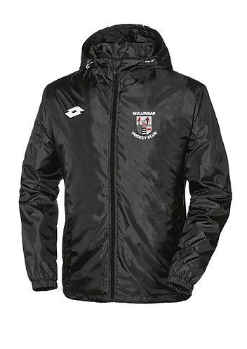 Kids Delta Plus Rain Jacket Black