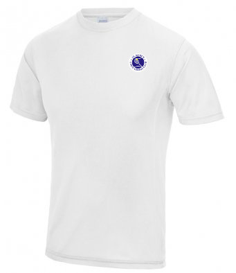 Mens  Cool T shirt White