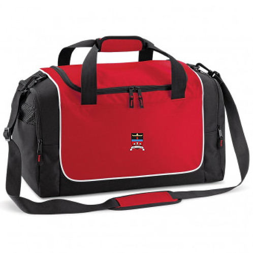 Players Gearbag Red/Black