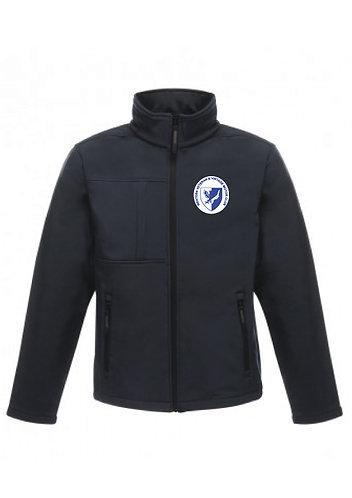 Regata Soft Shell Jacket Navy