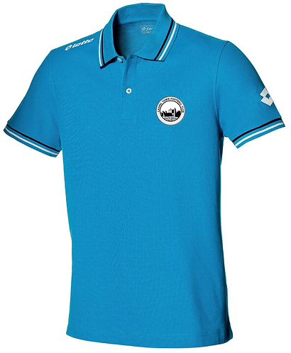 Kids Polo Shirt Maldive Blue
