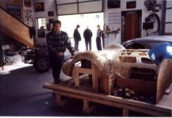 Chaparral Rebuild (2002)