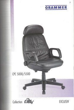 CPC 5000/5500 Chair for Grammer
