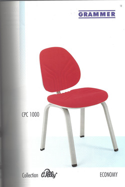 CPC 1000 Chair for Grammer