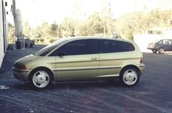 BMW Electric E2 (1991)
