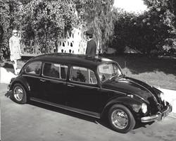 Volkswagen Beetle Four Door Limo