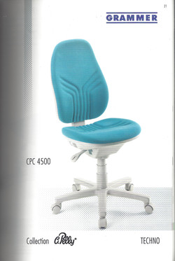 CPC 4500 Chair for Grammer
