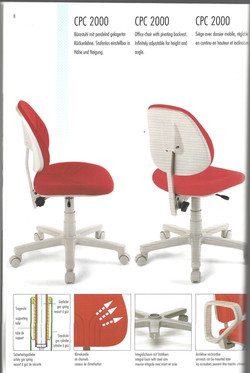 CPC 2000 Chair for Grammer