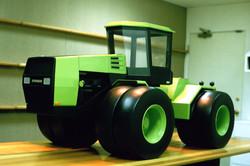 Steiger Tractor Design Model