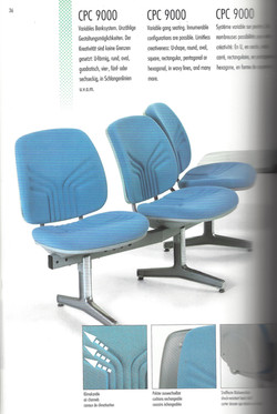 CPC 9000 Chair for Grammer