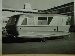 1960 Geographic Trailer Prototype