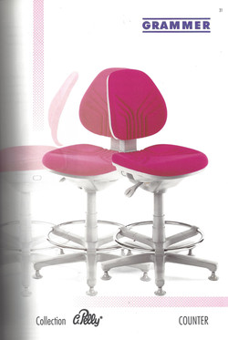 CPC Counter Chair for Grammer