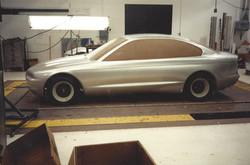 BMW Clay Development