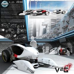 2009 Nissan V2 GUNLMTD