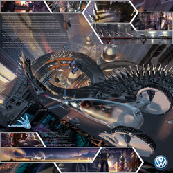 2007 VW Concept Slipstream