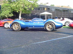 1962 Chaparral on Display