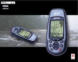 Magellan GPS 2000