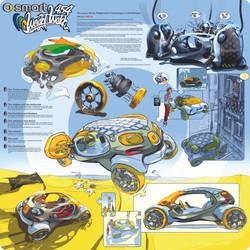 2010 Smart 454