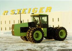 Steiger Tractor