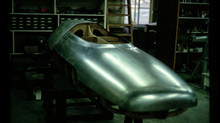 Construction of America's First Ever F1 Car