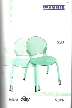 CPC Meeting/Champ Chair for Grammer