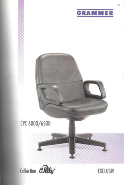 CPC 6000/6500 Chair for Grammer