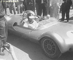 Harrison Special Driven by Jim Clark