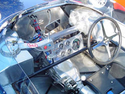 1962 Chaparral (Interior) on Display