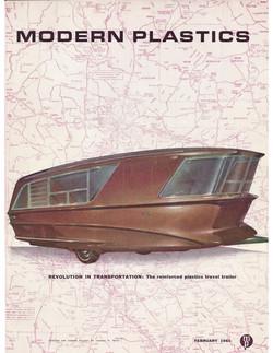 Modern Plastics Cover