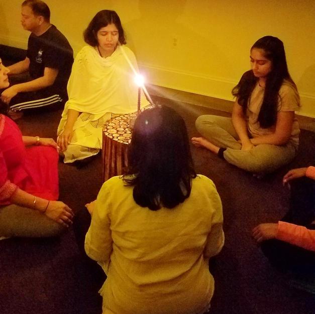 Trataka Meditation Class