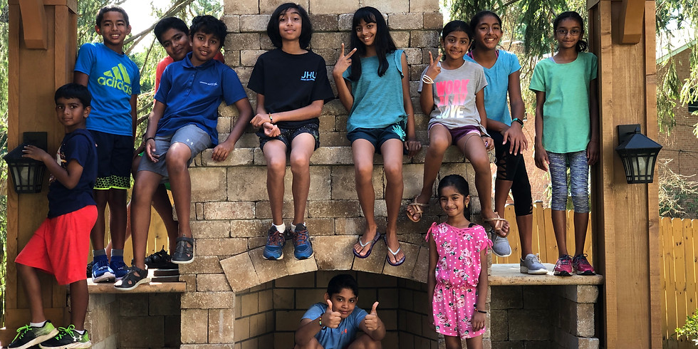 Kids Yoga Day Camp