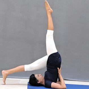 Level II Advanced Yoga Class