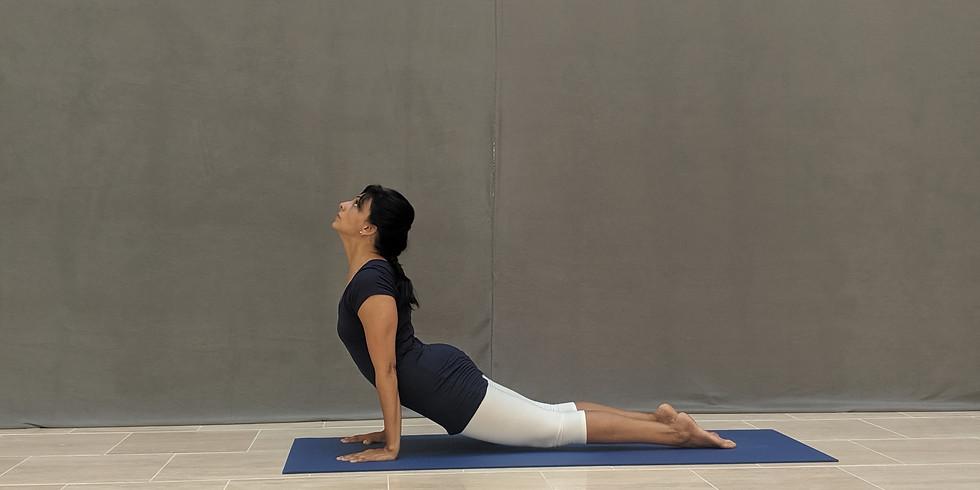 Learn how to perform yoga Sun Salutations