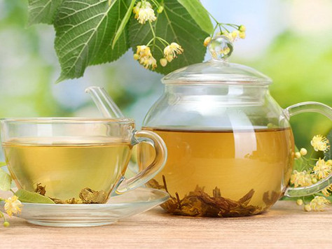 Herbal Teas for Spring