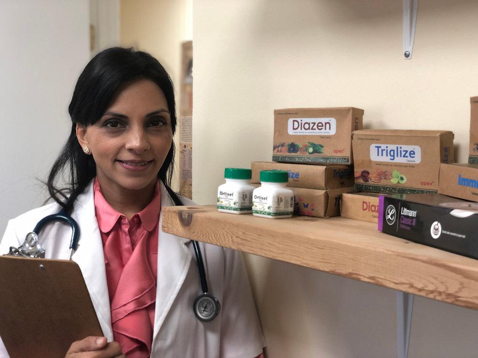 Natural Health by Amita Jain