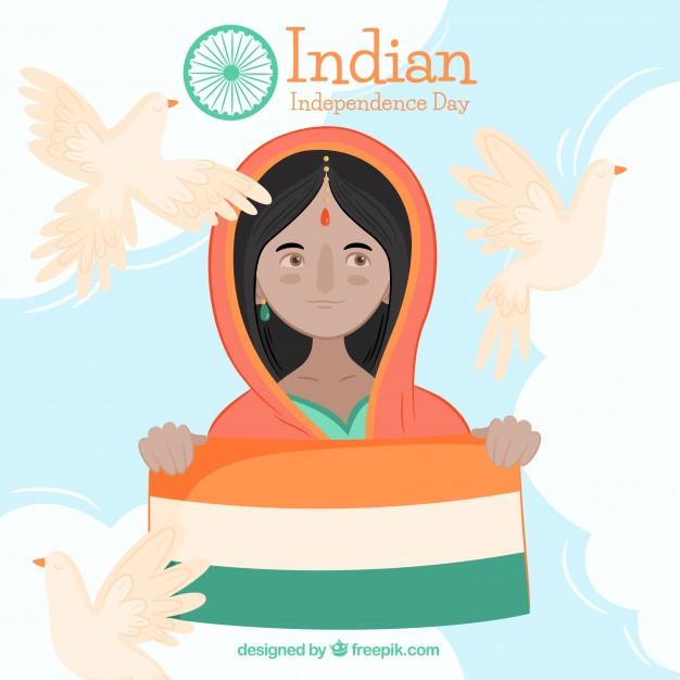 independence day india yoga