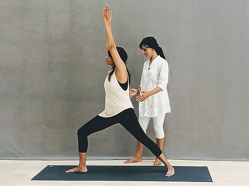 Hatha Yoga All Levels - Weekly Classes