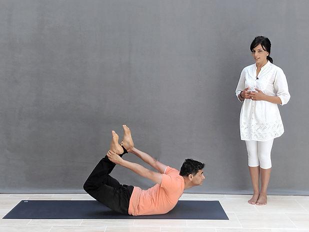 Authentic Hatha Yoga Teacher