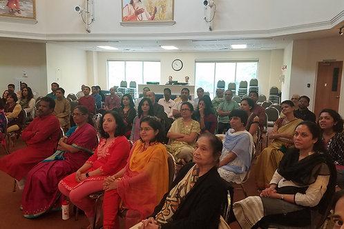 Ayurveda Seminar Video