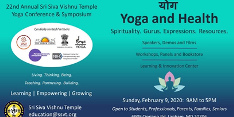 Seminar:  Yoga for Chronic Illness