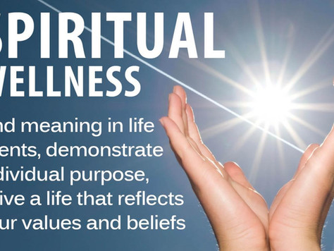 Spirituality and Physical Health